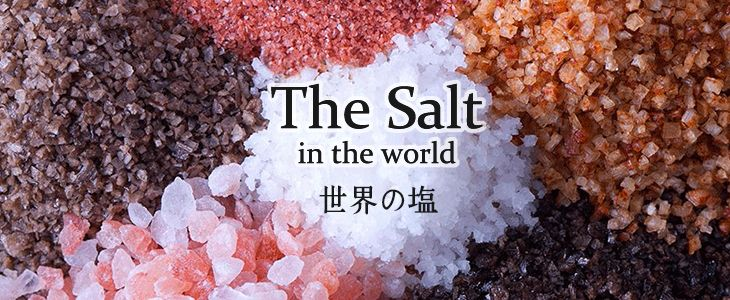 世界の塩/ The Salt in the world