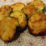 [レシピ]エルブ・ド・プロヴァンスでズッキーニのチーズパン粉焼き