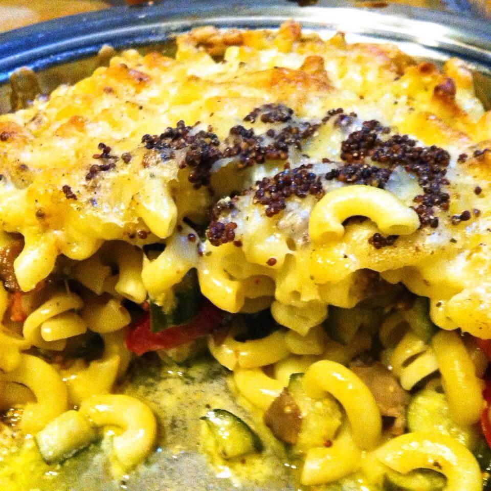【レシピ】南アフリカ風マカロニ&チーズのオーブン焼き