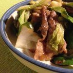 【レシピ】ご飯がとまらない!回鍋肉を花椒でパワーアップ