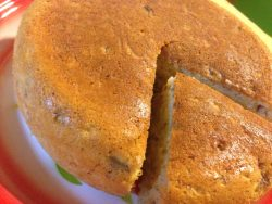 【レシピ】炊飯器で簡単にできちゃう!バナナシナモンケーキ
