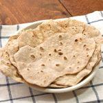 [インドの薄焼きパン] チャパティの作り方