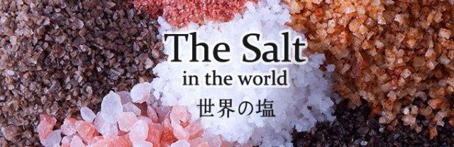 世界の塩・画像