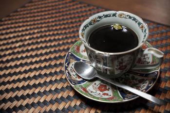 香りが引き立つ本格コーヒー カルダモンコーヒー