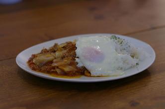 クミン|キャベツとひき肉のトマト煮込み